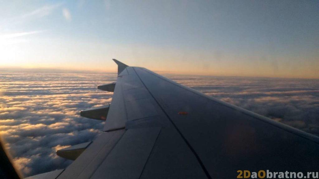 Как проходит полет на самолете. Безумные виды из иллюминатора