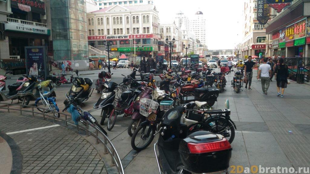 Мотоциклы в Маньчжурии - катастрофа и спасение в одном флаконе!