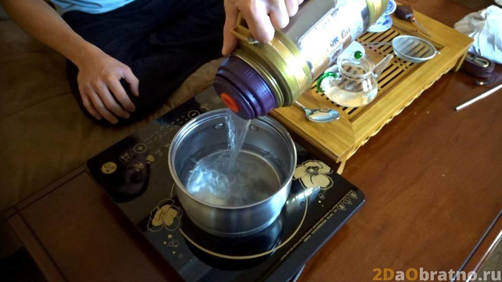 Как правильно варить пуэр?
