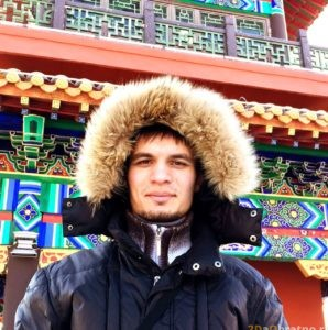 Артём Артёмов - автор блога 2DaObratno.ru
