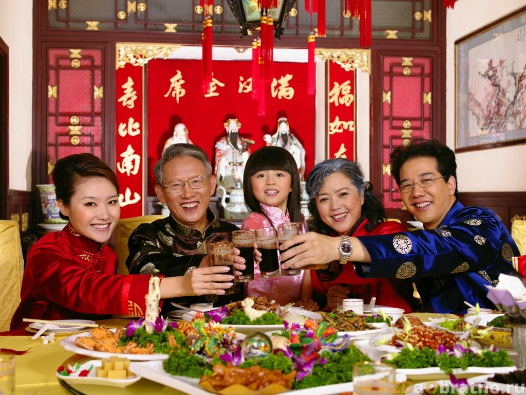 гостеприимство в Китае