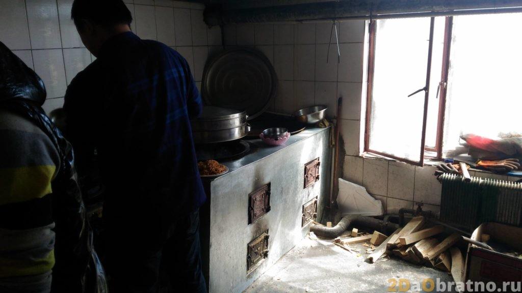 Где едят обычные китайские рабочие 9