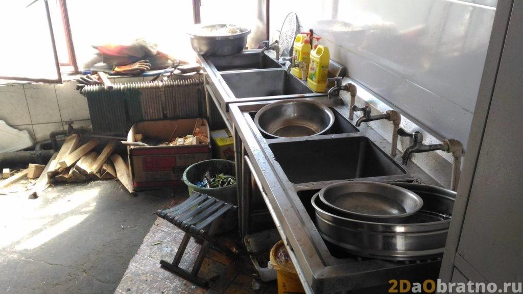 Где едят обычные китайские рабочие 11