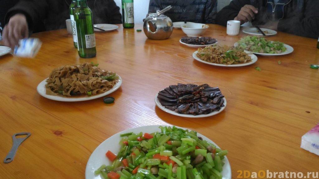 Где едят обычные китайские рабочие 14