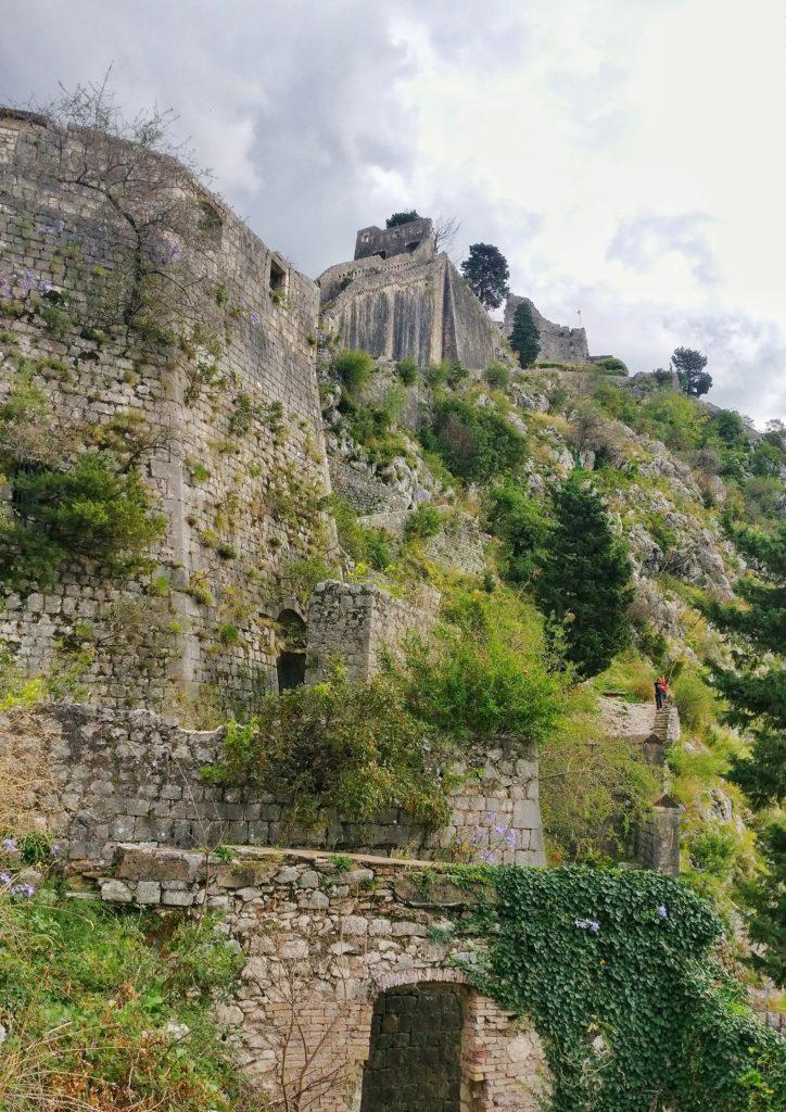 Крепость св. Иоанна. Котор