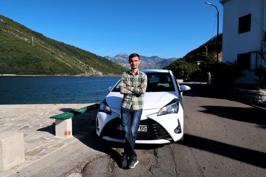 Аренда машины в Черногории. Тиват